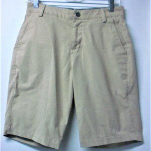PUMA Men's Size 28 Khaki Casual Shorts